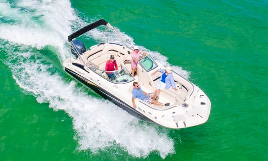 The Perfect Boat For  Your Day On The Water!