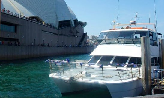 Sydney Harbour Charter Cruise On 53'