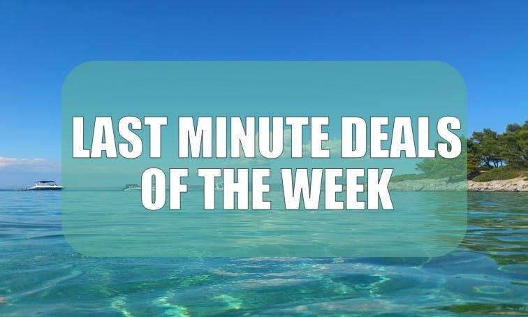 51' Sea Ray Last Minute Deals