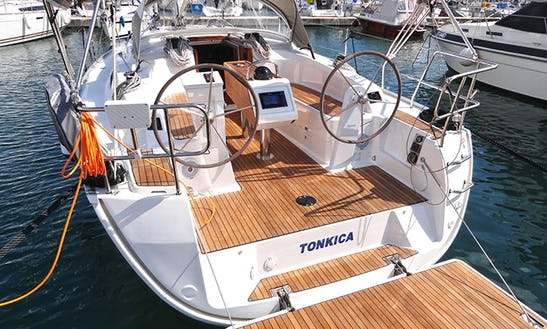 Enjoy Cruising Around The Adriatic Sea On Bavaria 34 Cruising Monohull