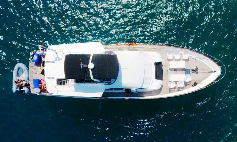 "62ft ""Tarquin"" Power Mega Yacht Rental In Muang Pattaya, Thailand"