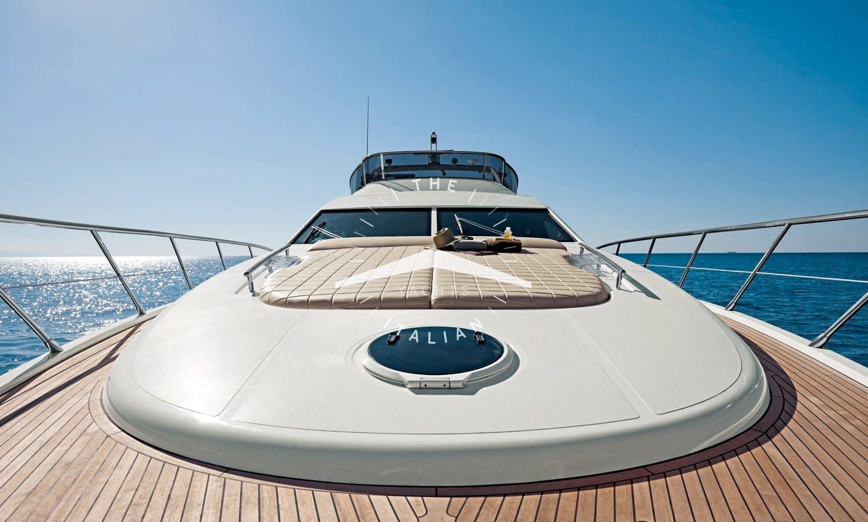 Power Mega Yacht - Azimut 70' in Miami