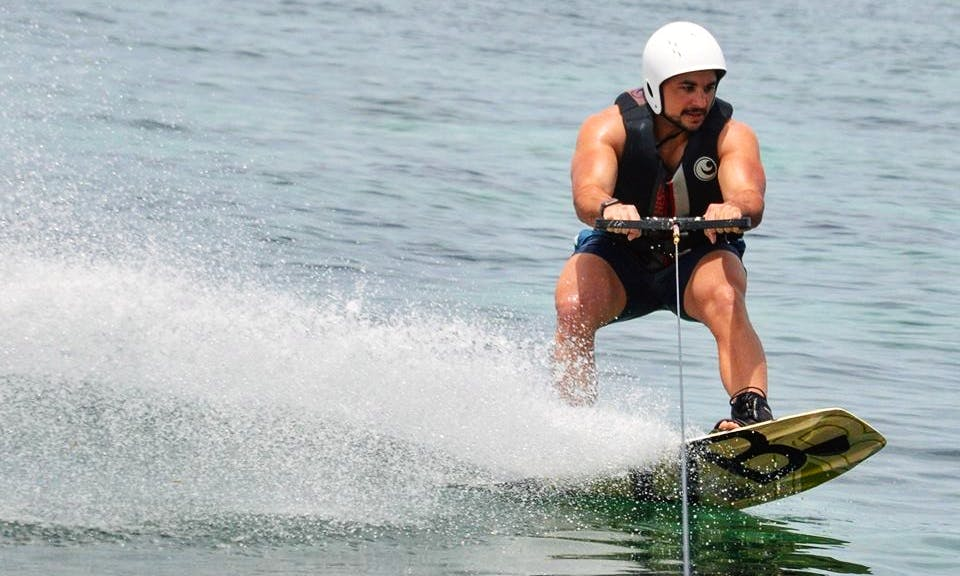 Best Wakeboarding Experience in Kuta Selatan, Indonesia!