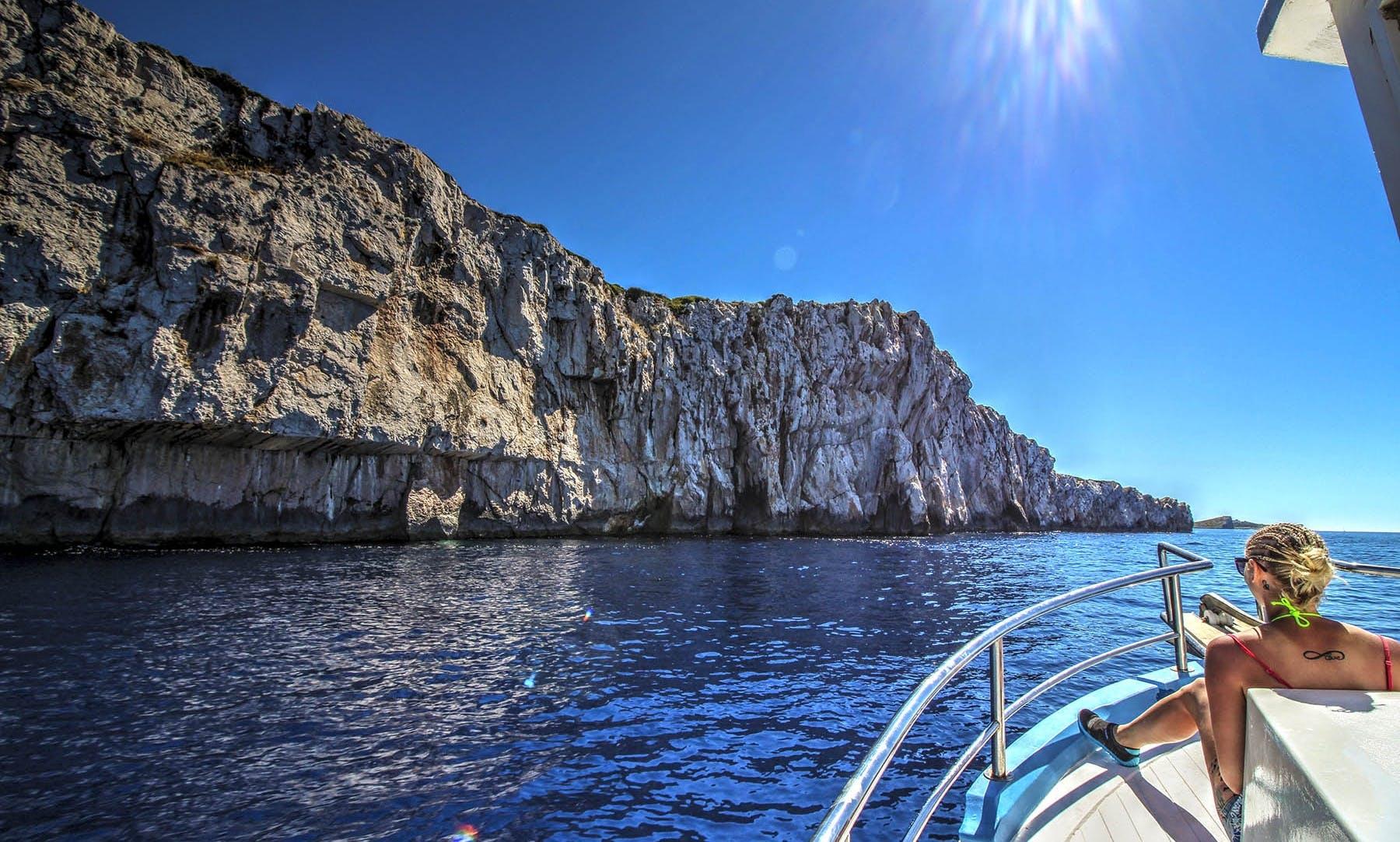Passenger Boat Mikado rental in Zadar, Croatia