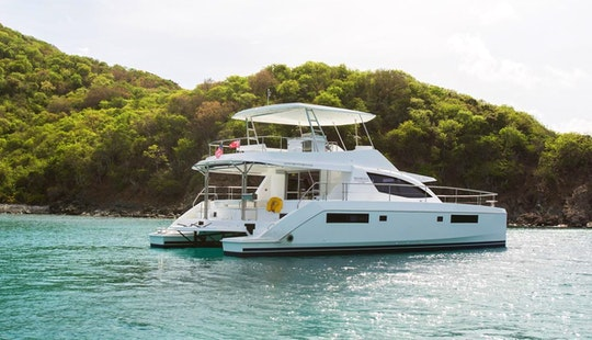 4 Cabin Power Catamaran To Explore Phuket, Thailand!