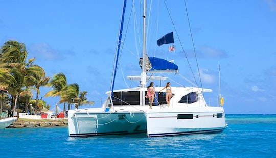 Fantastic 7 Day Cruise Aboard 5 Cabins Sailing Catamaran In Saint George, Grenada