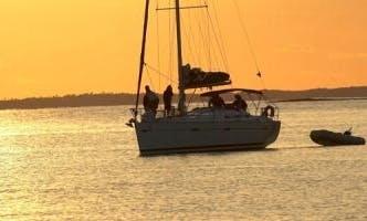 Elegant 51' Sailing Yacht for 11 People in Grenada
