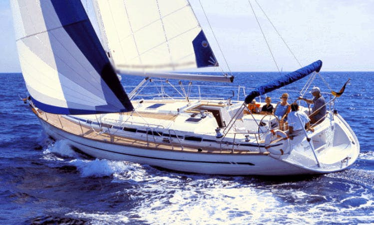 Charter 44' Bavaria Cruising Monohull in Vieste, Italy