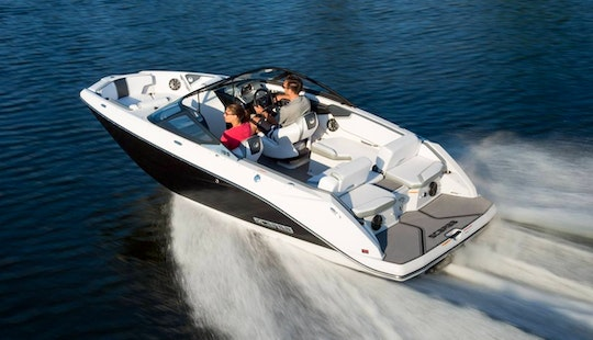 Scarab Jet Boat 250hp In North Fort Myers / Cape Coral