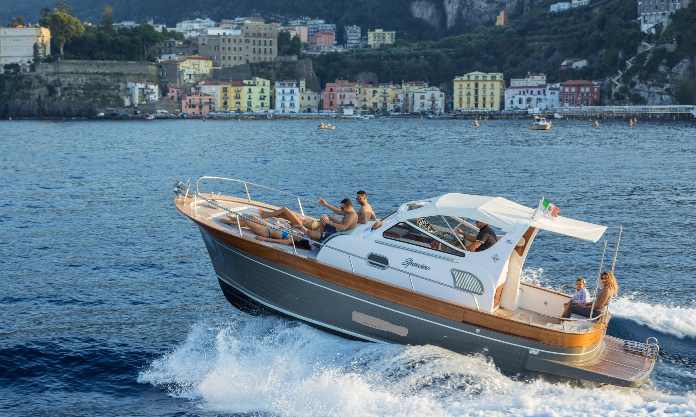 2018 Maresca Sparviero 850 rental in Sorrento