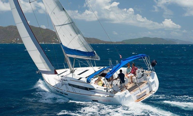 Enjoy A Smooth Cruising Experience In Tortola, BVI