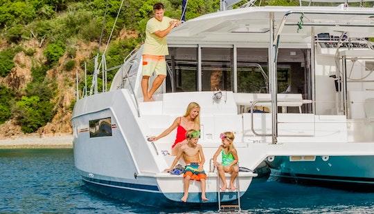 Reserve A Private Sailing Charter In Tortola, Bvi!