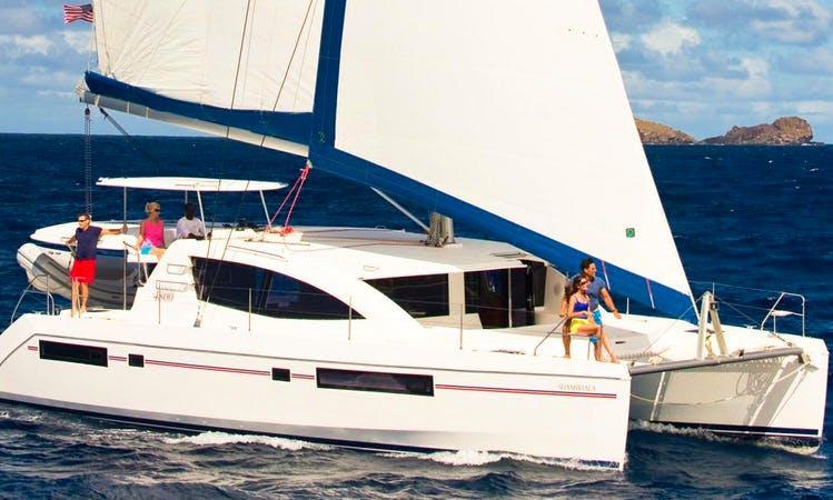 Enjoy Sailing Adventure Around Belize!