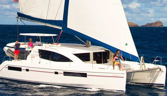 Unforgettable Sailing Trip In Gros Islet, St. Lucia