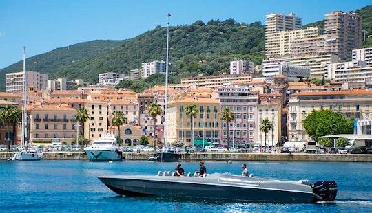 Charter A Jet Boat In Calcatoggio, France