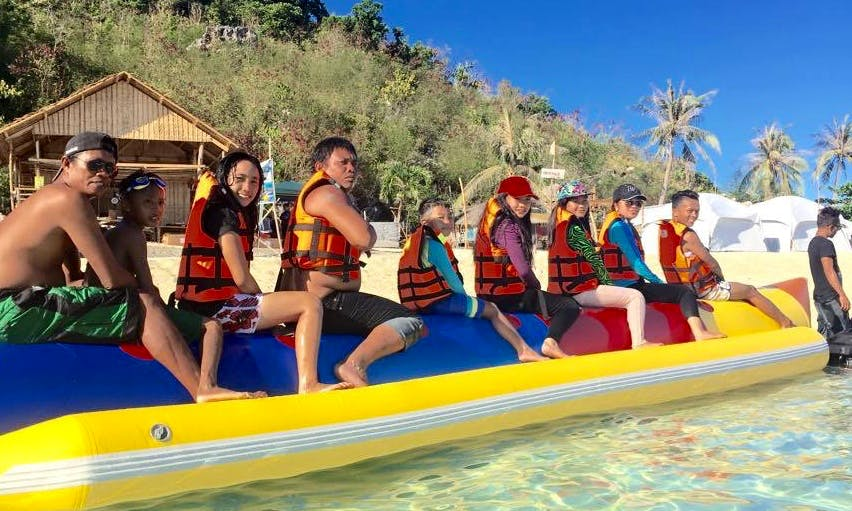 Banana Rides in Carles, Philippines