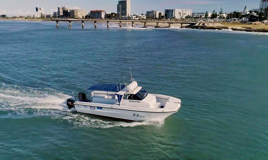 Charter on Power Catamaran from Port Elizabeth, Eastern Cape, South Africa