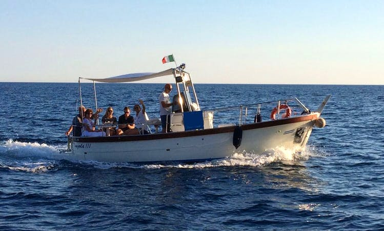 Boat Tours in Levanto, Liguria