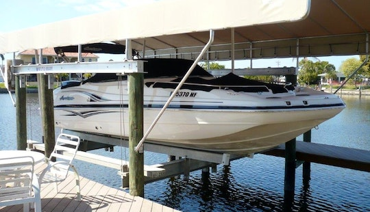 Hurricane Sundeck 25ft With 225hp Cape Coral / Fort Myers