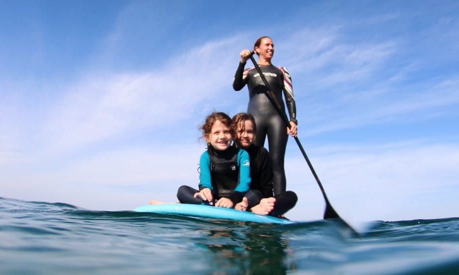 Book Stand-up Paddle Board Lessons in Netanya, Israel
