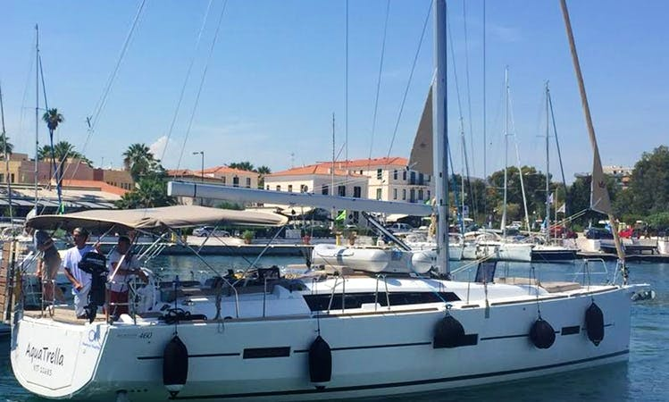 Charter 46' Grand Large Dufour Cruising Monohull in Lavrion, Greece