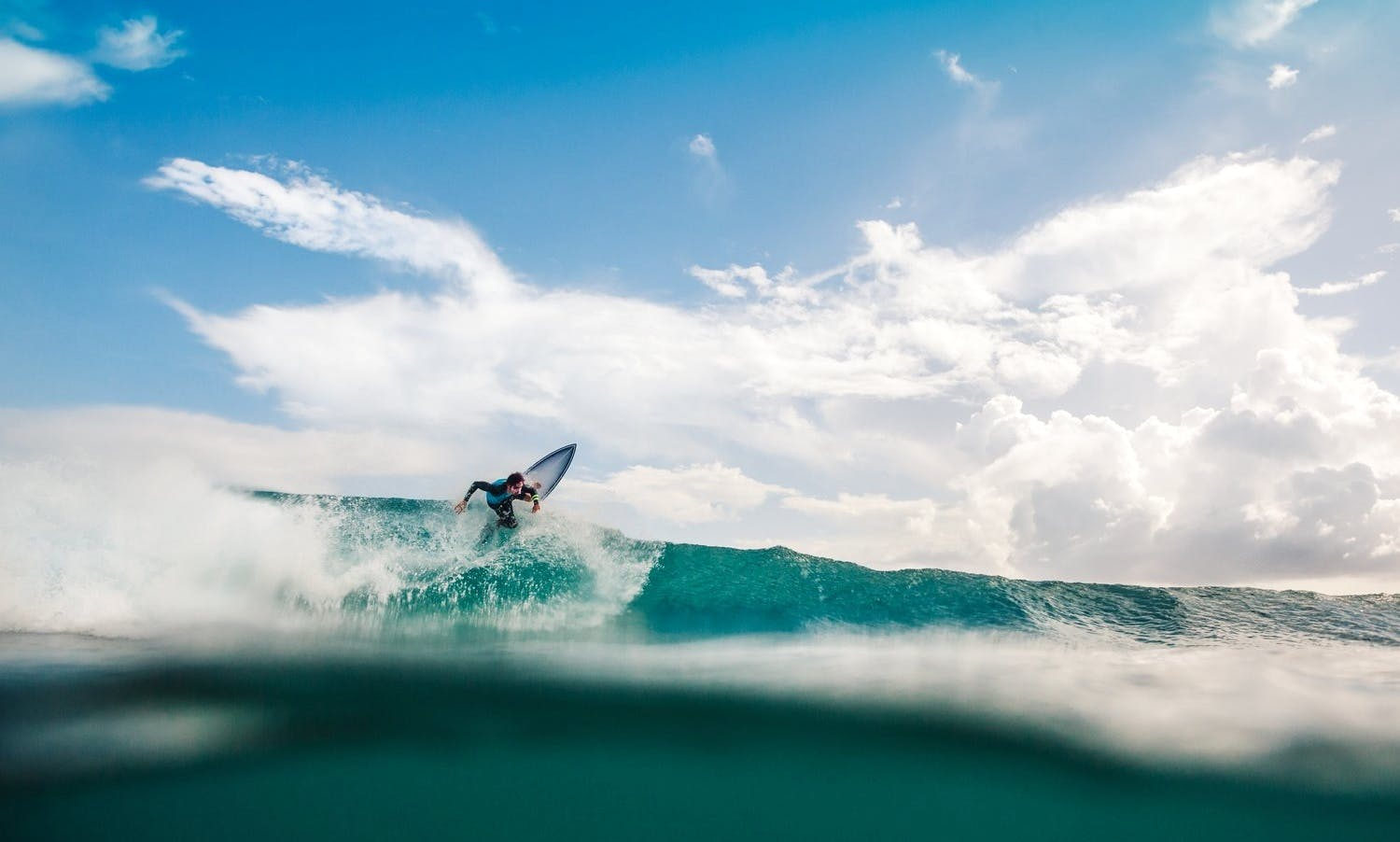 Enjoy Life... Come And Surf With Us!!