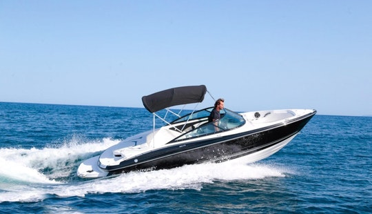 Navigate This Monterey 224 Fs In Ibiza, Spain