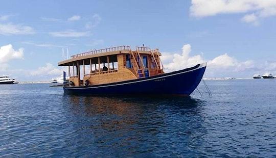Adventure Tour In Malé Maldives.