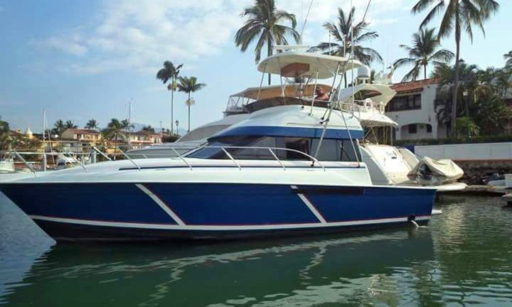SILVERTON 40 / Fishing Boats rental in Puerto Vallarta
