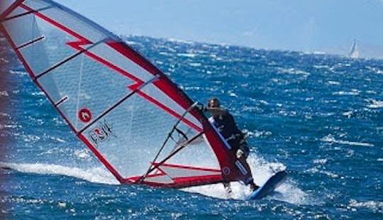 Come And Enjoy The Best Windsurfing Experience In Muğla, Turkey