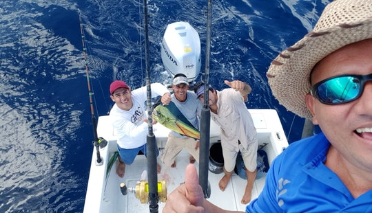 Fish With Local Captains! Barracuda 2 - Starting At $499!