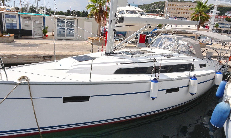 Brand new Bavaria cruiser 37, Split, Croatia