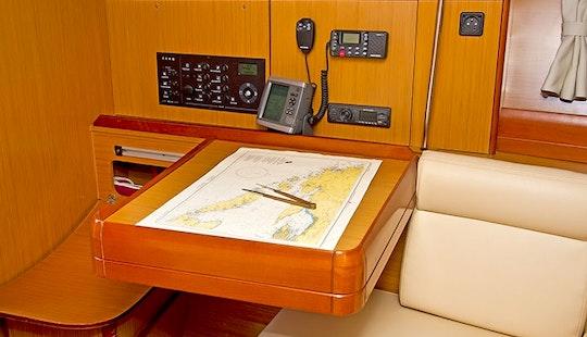 Sun Odyssey 36i, Sailing Boat ,rental In Split