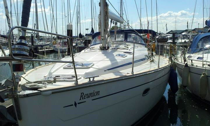 "Sailing Getaway on ""Reunion"" Sailboat in Southampton"