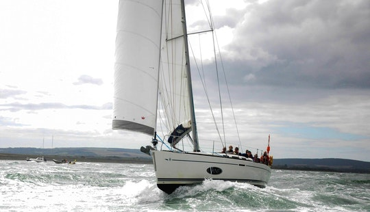 Charter On Event Dufour 40 In Southampton