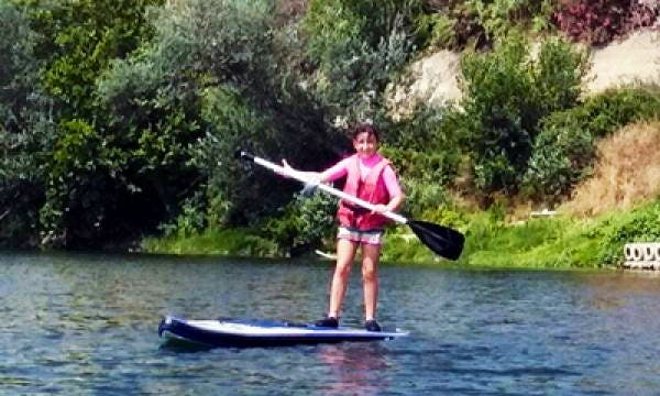 Amazing Paddleboard Experience in Flix, Spain