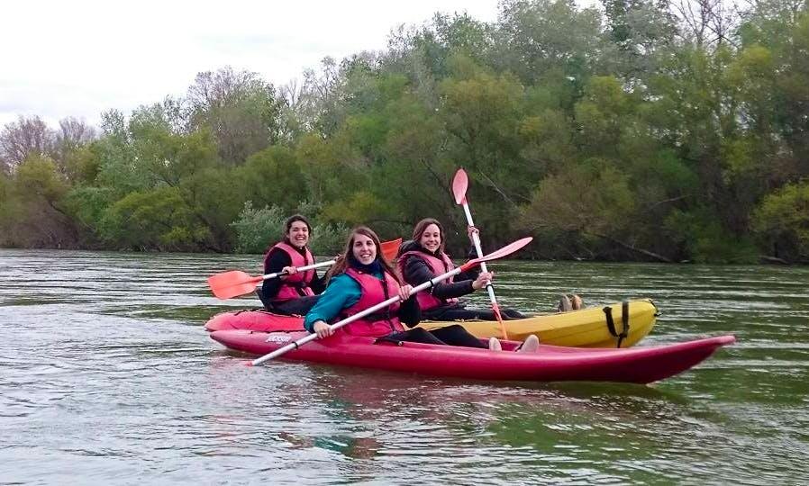 Memorable Kayaking Adventure in Flix, Spain