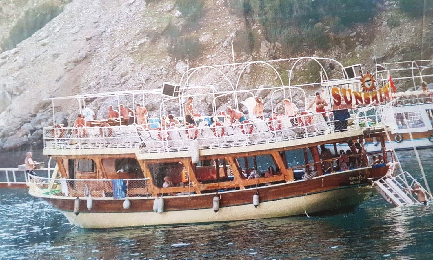 Traditional Boat Trips for Up to 50 People in Muğla, Turkey!