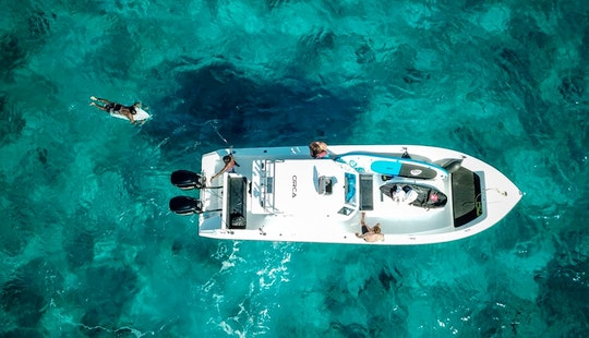 Orca Center Console Half Day Charter For Up To 10 People In Malé, Maldives