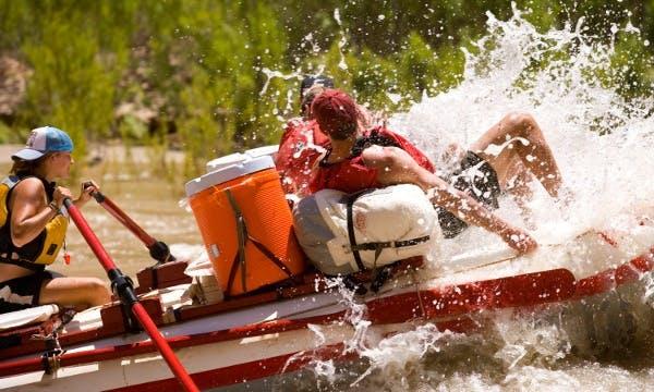 5-Day San Jan River Rafting Trip