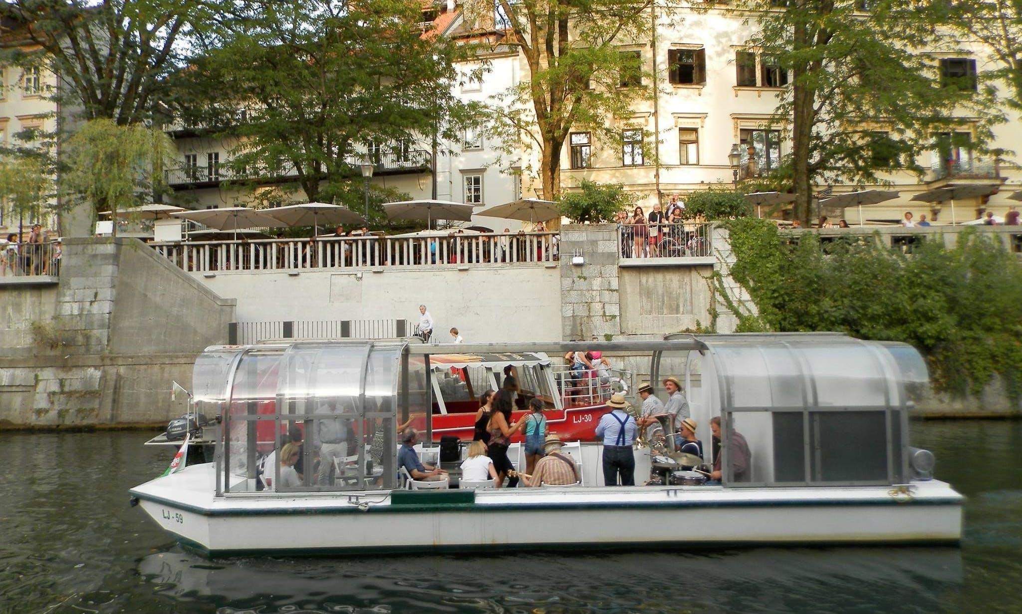 City Tour in Ljubljana