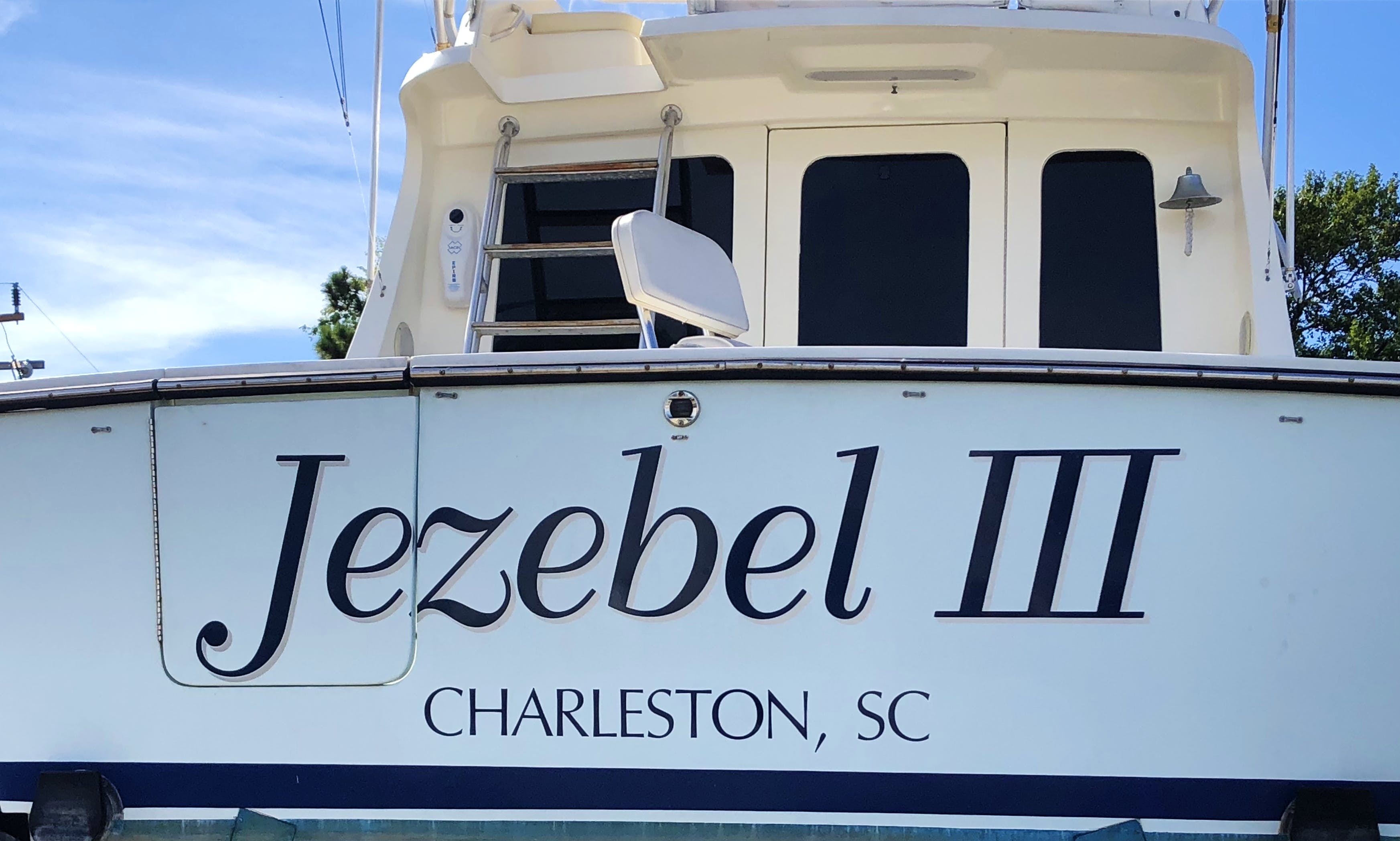 Sport Fisherman rental in Mount Pleasant, South Carolina