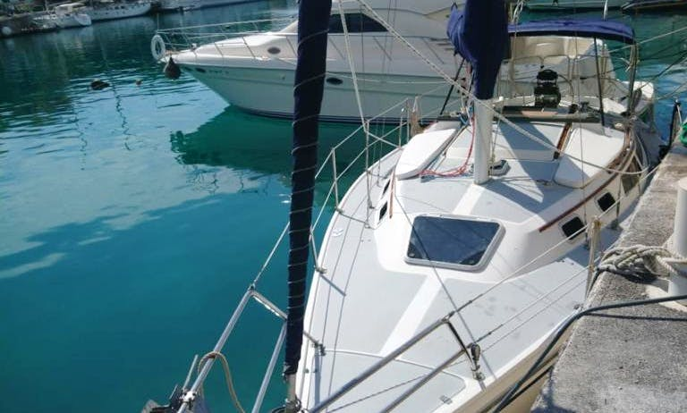 Sailing Experience in Quintana Roo