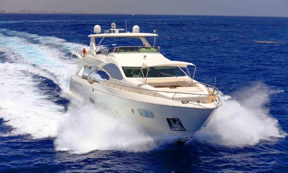 2008 Azimut 95 Mega Yacht Charter in Cabo San Lucas, Mexico