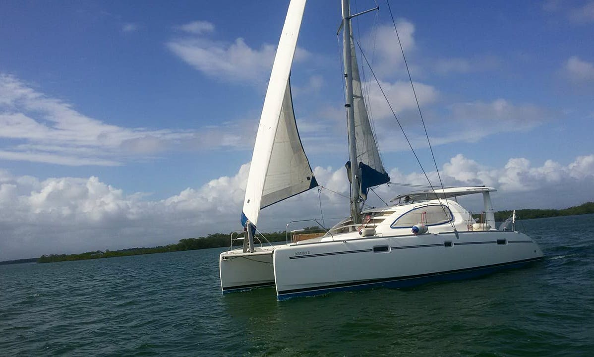 Cruising Catamaran rental in Placencia