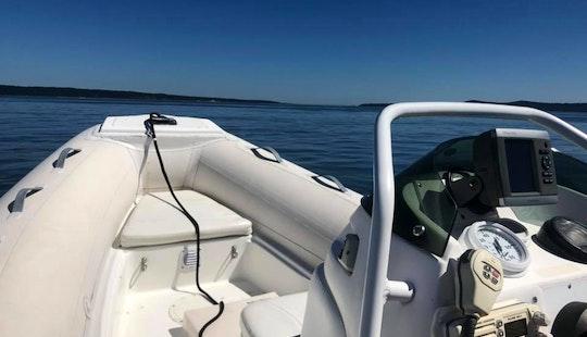 Rib Rental In Friday Harbor