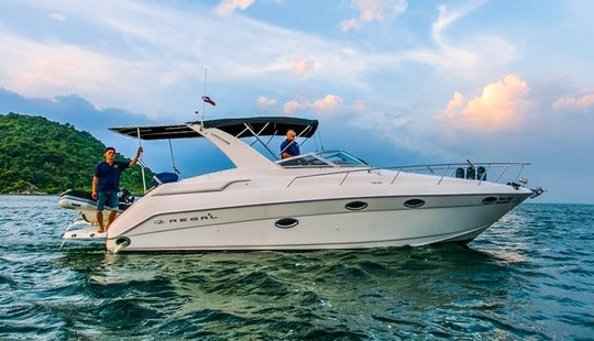 Regal 35ft Speed Boat For Rent In Pattaya