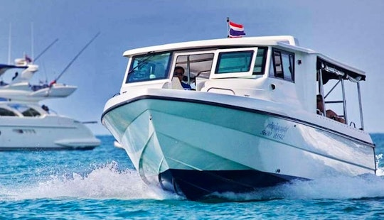 Aa S Seat 40 Speed Boat For Rent In Pattaya
