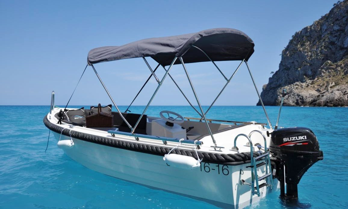Powerboat Lessons rental in Calvià