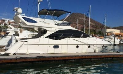 Amazing Boating Experience In Baja California Sur, Mexico On 43' Azimut Yacht!